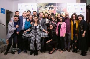 Premio de honra Marisa Soto. Gala de entrega dos premios María Casares 2019